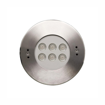 B4YB0657 B4YB0618 6x2W (or 3W) IP68 Wall Recessed LED Pool Light