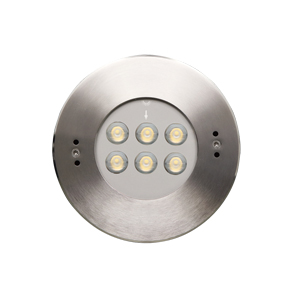 C4YB0657 C4BY0618 6x2W (or 3W) Asymmetrical IP68 LED Pond Lights