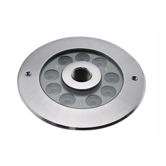 B4SA0916 B4SA0918 9x3W LED Underwater Fountain Light G3/4