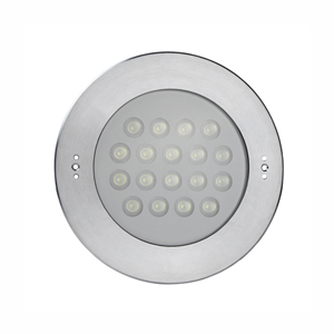 B4FB1857 FB4ZB1818 18x2W IP68 Wall Recessed LED Pool Lights