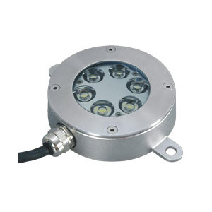 B4B06-Series 6x2W Wall Surface Mounting LED Underwater Lights