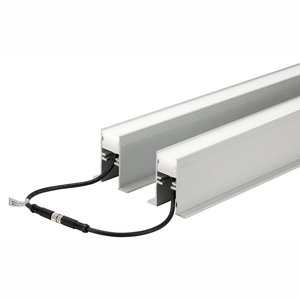 D2TLC24015 20W IP67 Seamless Connection Linear Inground lights