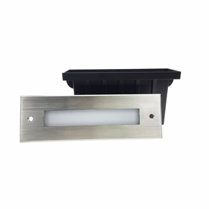 D1FL1014 D1FL1015 IP65 Recessed LED Smooth Beam Stair Lights