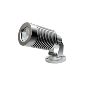 R3DM0115 1x12W CREE COB LED Garden Spot Light w/ Round Base
