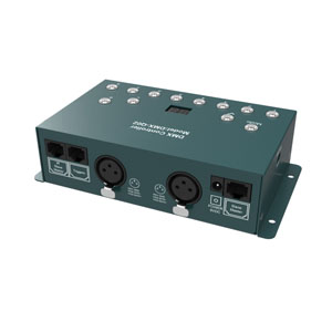 DMX-Q02 RGB or RGBW DMX Live And Stand Alone Controller