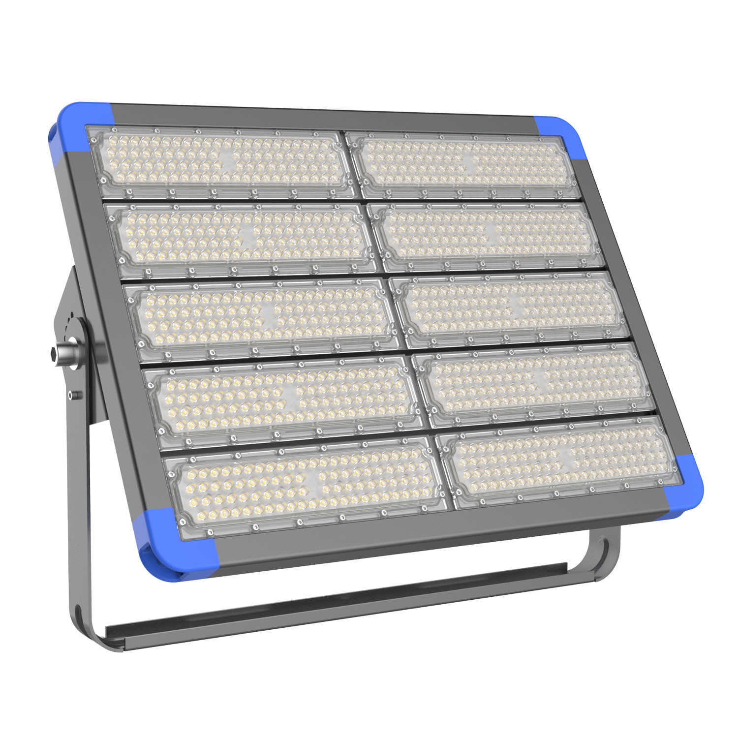 500W IP66 Outdoor LED Tunnel Lighting Mean Well LED Driver