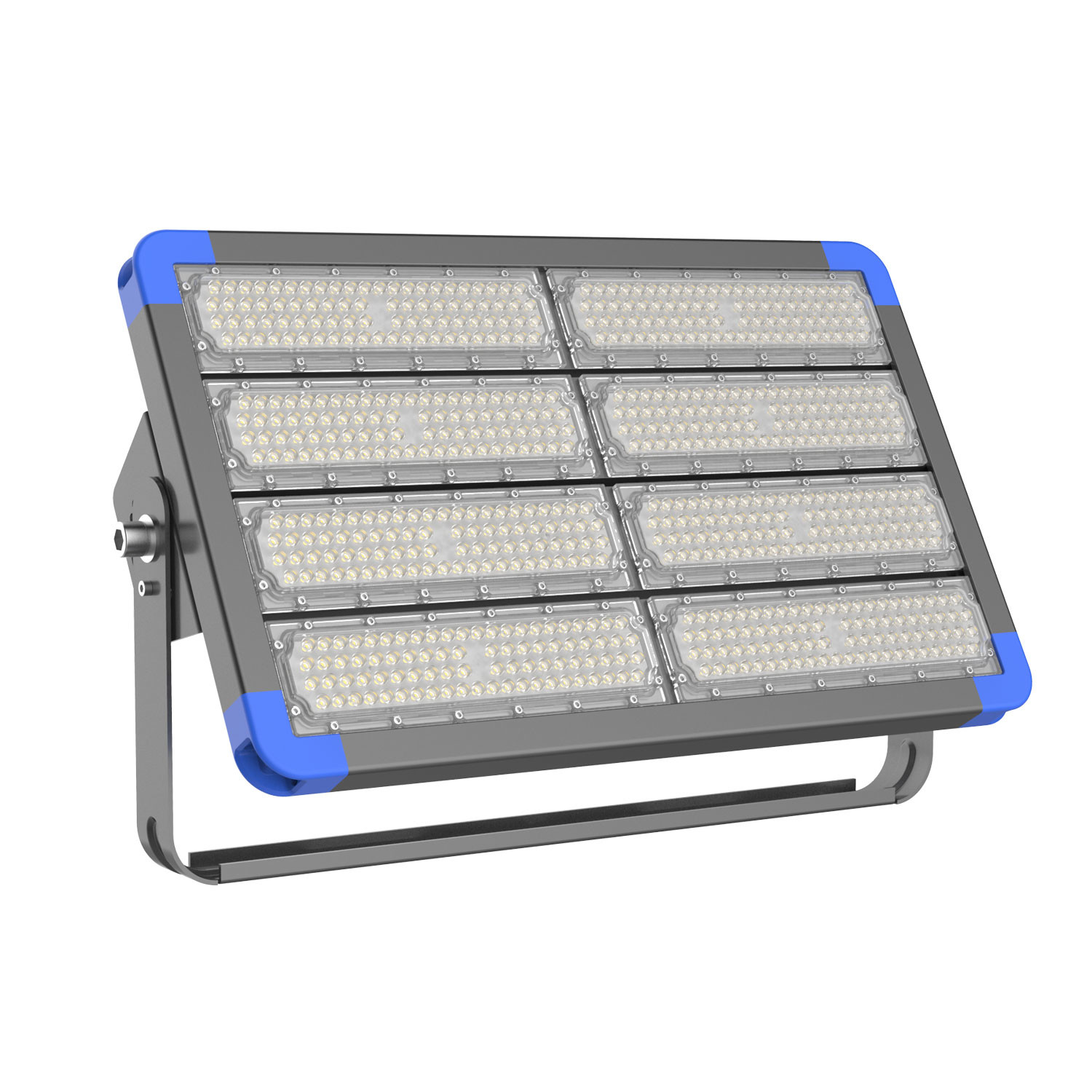IP66 400W LUMILEDs LED Tunnel Flood Light 5 Years Warranty FCC