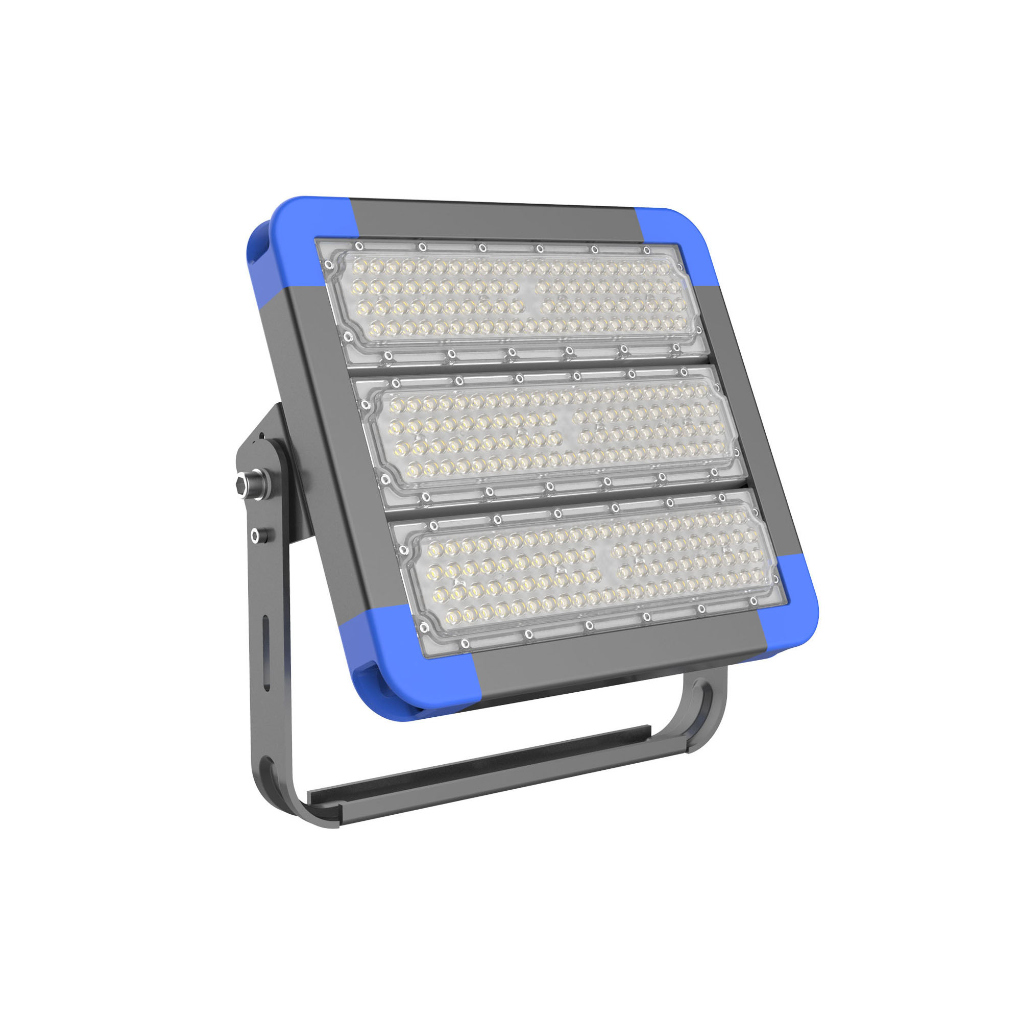 IP66 150W LED Tunnel Luminaire 140LM/W PF≥0.97 5-Year warranty