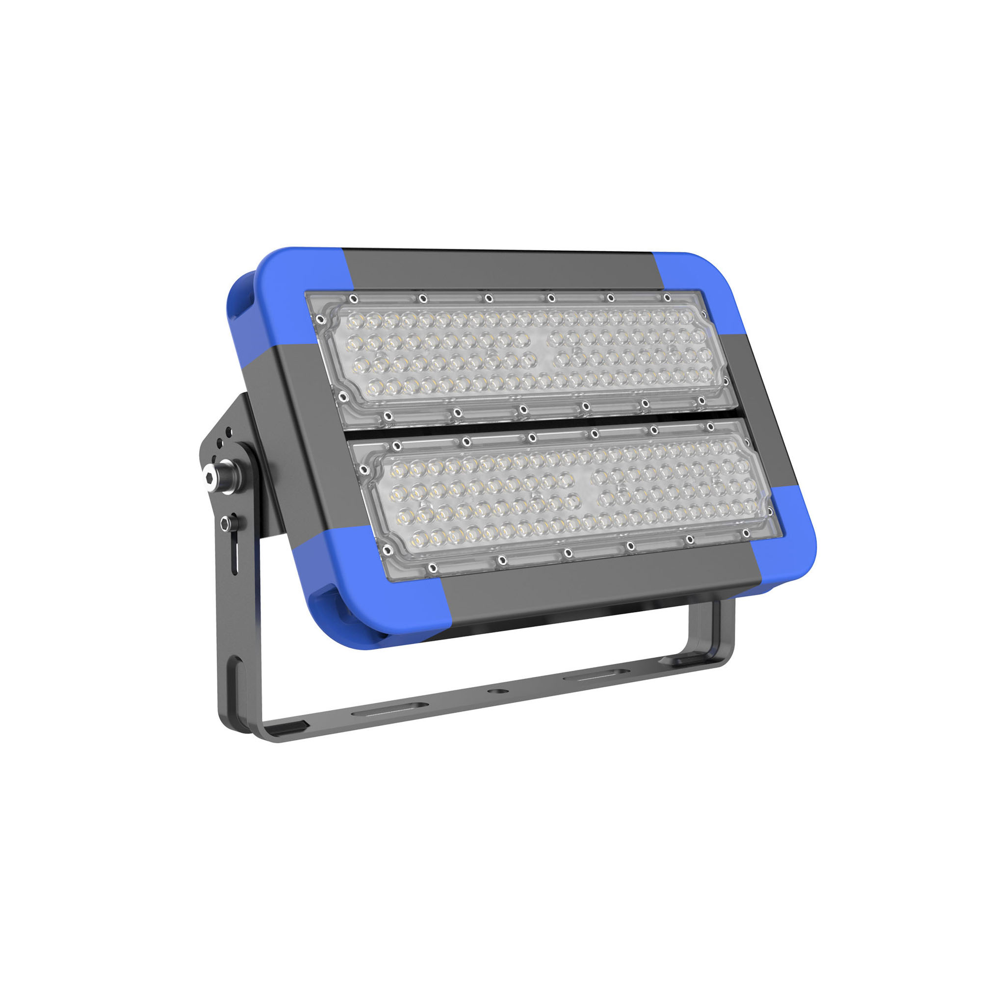 100W IP66 LED Tunnel Flood Lamp 140LM/W with Mean Well Driver