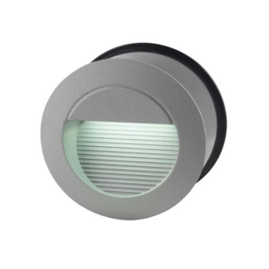 D1VTR1407 1.2W IP65 Wall Recessed LED Stair Light 70LM