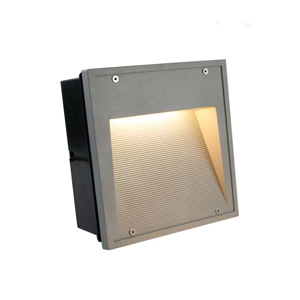 220-240V 8W(680lm) 12W (960lm) IP65 Recessed LED Wall /Step Light