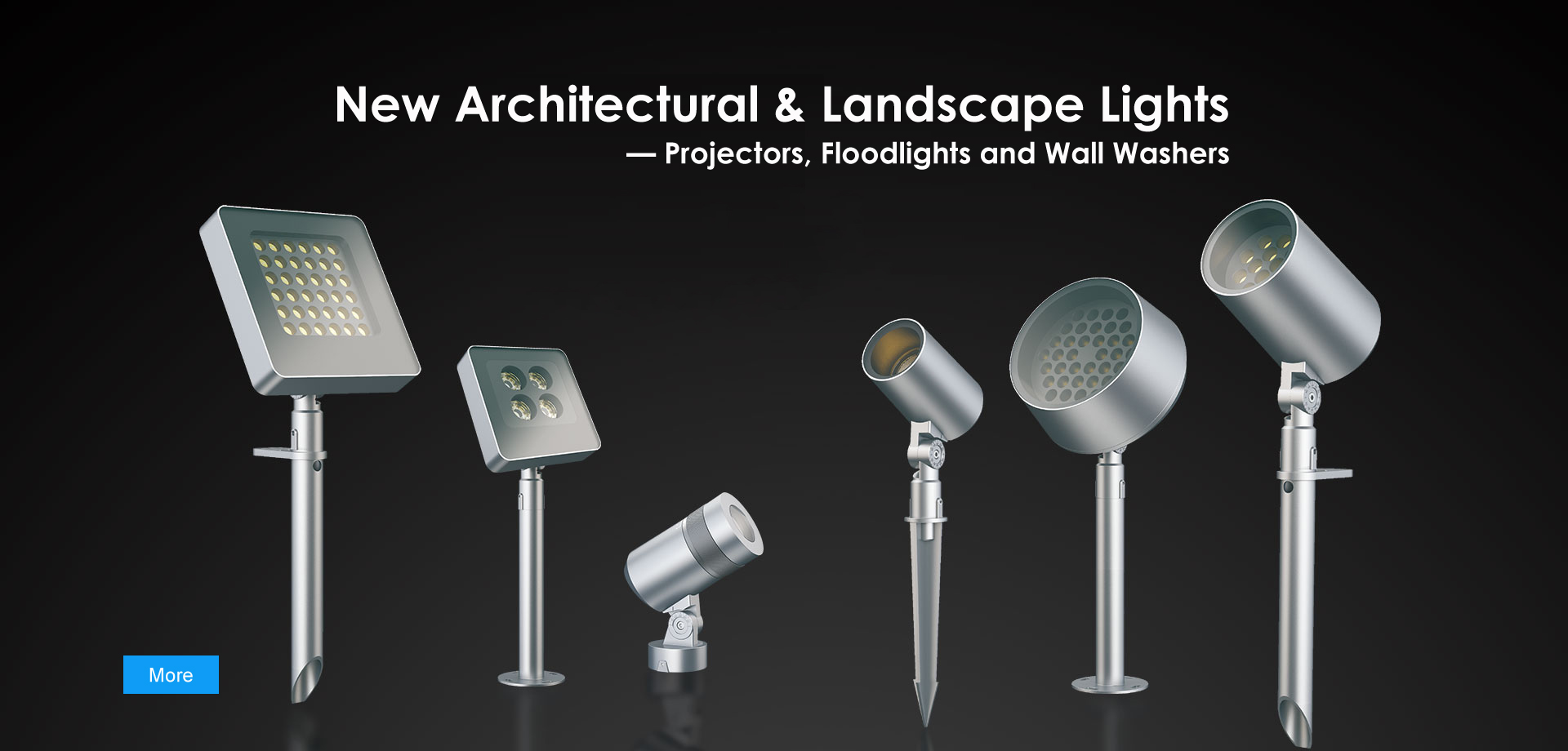B3Q series CREE LED Architectural Flood Wall Washer family products